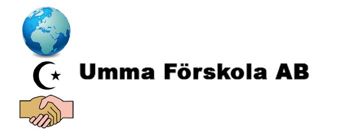 Umma forskolor Logo